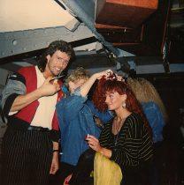 Det Glada och Galna 80-talet ombord Patrica Nightclub & Disco