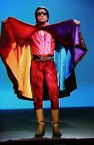 En Rockare I Discoförklädnad